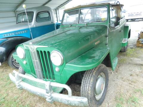 1949 Willys Jeepster for sale at Classic Cars of South Carolina in Gray Court SC