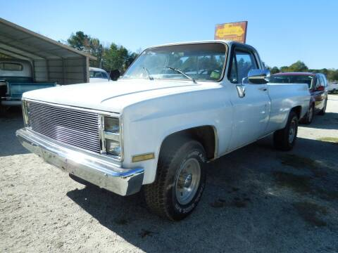 1984 GMC C/K 2500 Series for sale at Classic Cars of South Carolina in Gray Court SC