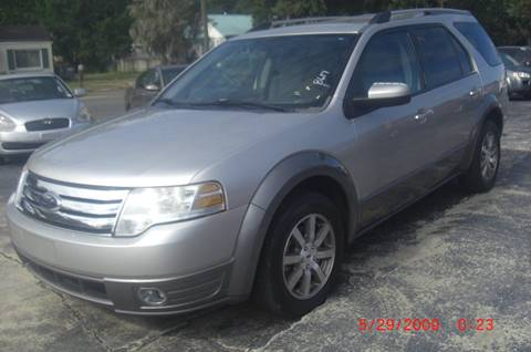 2008 Ford Taurus X for sale in North Charleston, SC