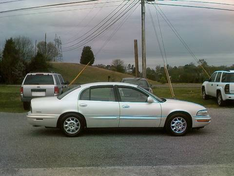 2000 Buick Park Avenue for sale at CAR-MART AUTO SALES in Maryville TN