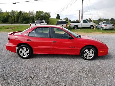 2000 Pontiac Sunfire for sale in Maryville, TN