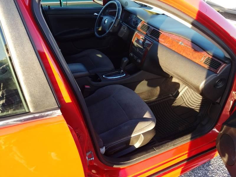 2009 Chevrolet Impala Lt 4dr Sedan In Maryville Tn Car