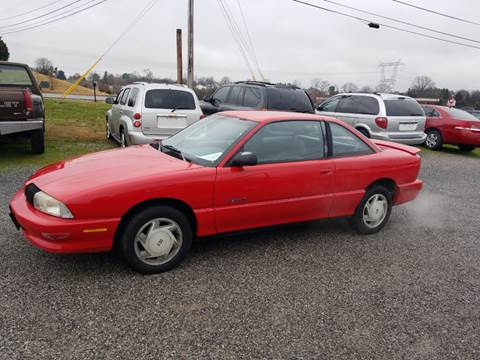 1996 Oldsmobile Achieva for sale at CAR-MART AUTO SALES in Maryville TN