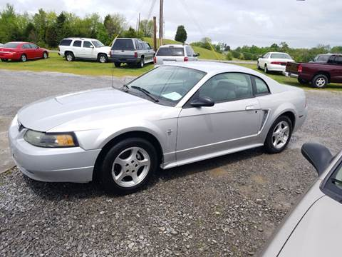 2003 Ford Mustang for sale at CAR-MART AUTO SALES in Maryville TN