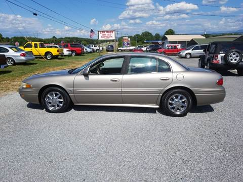 2003 Buick LeSabre for sale at CAR-MART AUTO SALES in Maryville TN