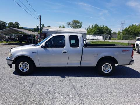 2000 Ford F-150 for sale at CAR-MART AUTO SALES in Maryville TN