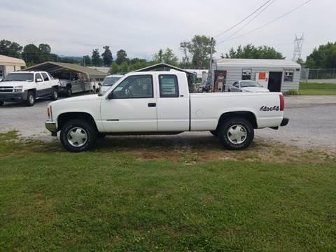 1996 GMC Sierra 1500 for sale in Maryville, TN