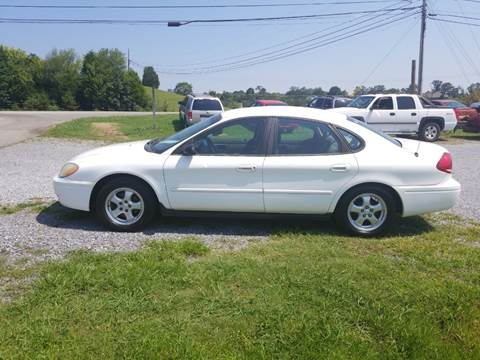 2006 Ford Taurus for sale at CAR-MART AUTO SALES in Maryville TN