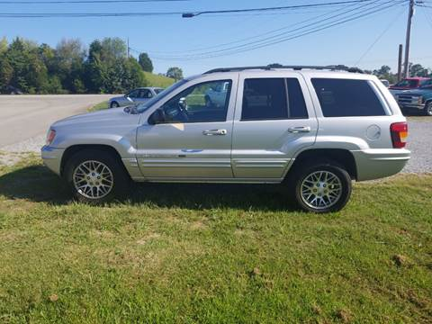 2003 Jeep Grand Cherokee for sale at CAR-MART AUTO SALES in Maryville TN