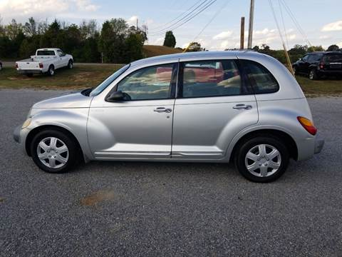 2001 Chrysler PT Cruiser for sale at CAR-MART AUTO SALES in Maryville TN