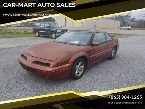 pontiac grand prix for sale in maryville tn car mart auto sales pontiac grand prix for sale in