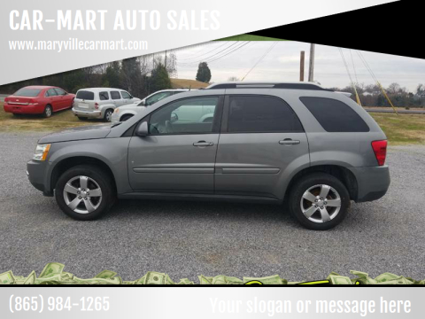 2006 Pontiac Torrent for sale at CAR-MART AUTO SALES in Maryville TN