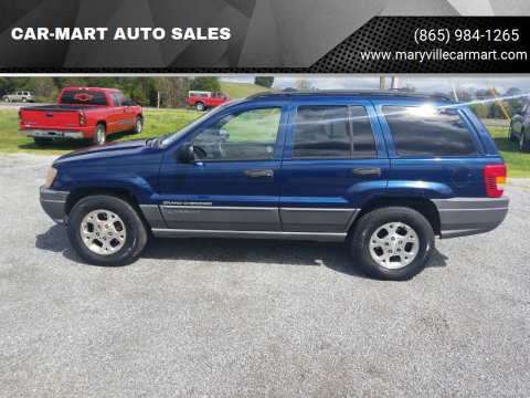 2001 Jeep Grand Cherokee for sale at CAR-MART AUTO SALES in Maryville TN