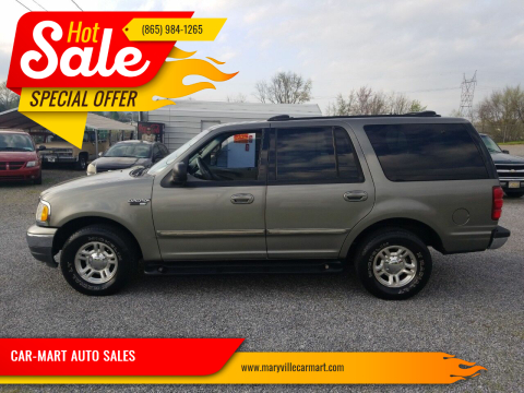 1999 Ford Expedition for sale at CAR-MART AUTO SALES in Maryville TN