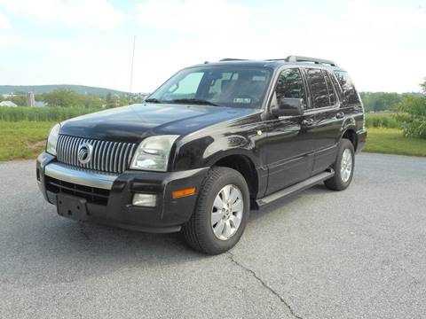 2006 Mercury Mountaineer for sale in Bowmansville, PA