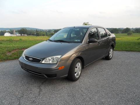 2007 Ford Focus for sale in Bowmansville, PA