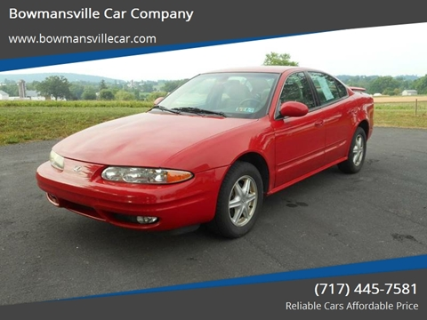Oldsmobile Used Cars For Sale Bowmansville Bowmansville Car Company