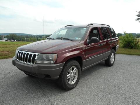 2003 Jeep Grand Cherokee for sale in Bowmansville, PA