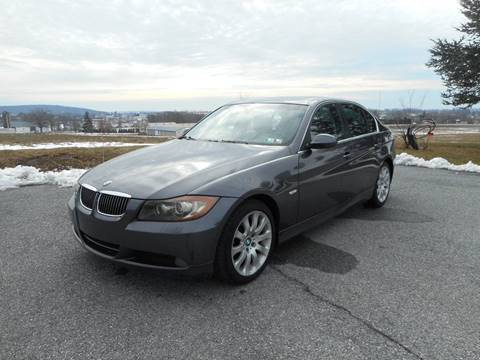 2006 BMW 3 Series for sale in Bowmansville, PA