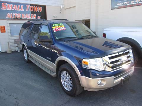 2008 Ford Expedition EL for sale in Hazleton, PA