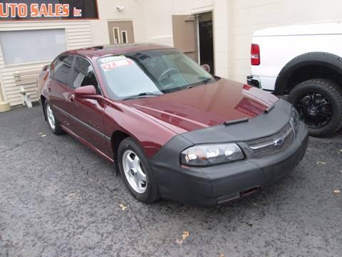 2000 Chevrolet Impala for sale in Hazleton, PA