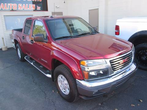 2004 GMC Canyon for sale in Hazleton, PA