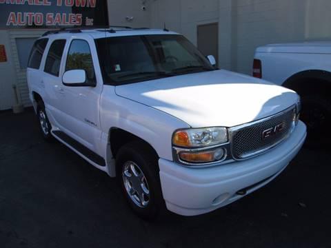 2003 GMC Yukon for sale in Hazleton, PA