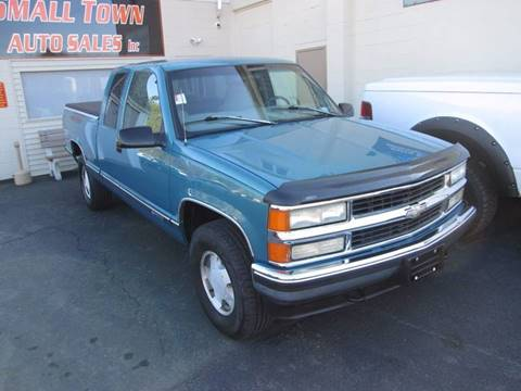 1997 Chevrolet C/K 1500 Series for sale in Hazleton, PA