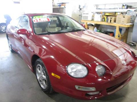 1998 Toyota Celica for sale at Small Town Auto Sales in Hazleton PA