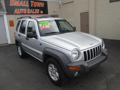 2004 Jeep Liberty for sale in Hazleton, PA