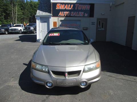 2003 Pontiac Bonneville for sale in Hazleton, PA