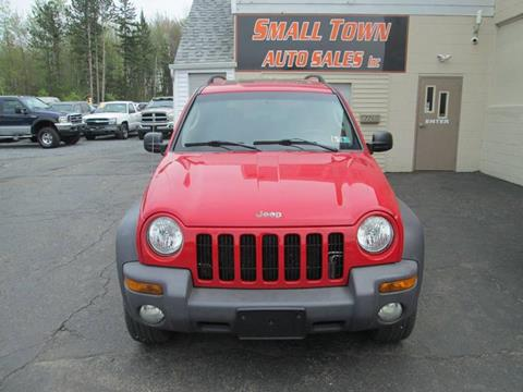 2003 Jeep Liberty for sale in Hazleton, PA