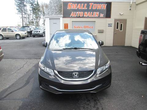 2013 Honda Civic for sale in Hazleton, PA