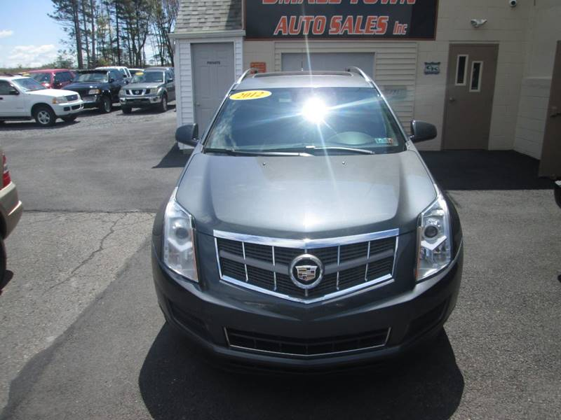 2012 Cadillac Srx AWD Luxury Collection 4dr SUV In Hazleton