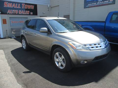 2003 Nissan Murano for sale in Hazleton, PA