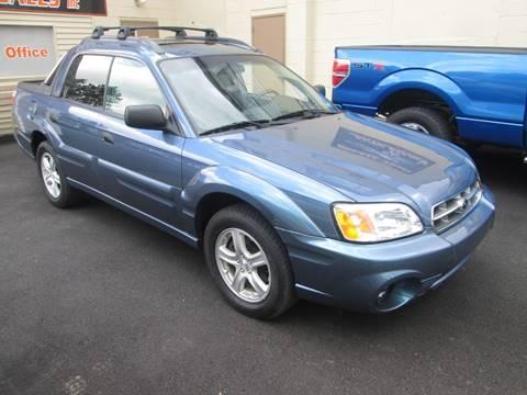 2006 Subaru Baja for sale in Hazleton, PA