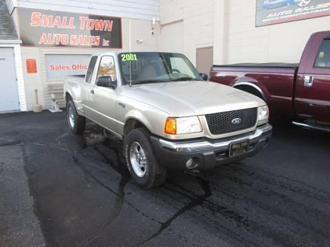 2001 Ford Ranger for sale in Hazleton, PA