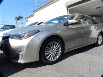 2013 Toyota Avalon Hybrid for sale in Midway City, CA