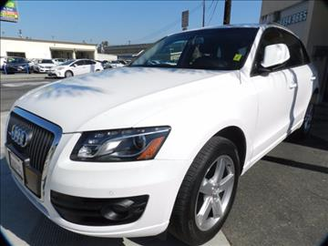 2012 Audi Q5 for sale in Midway City, CA