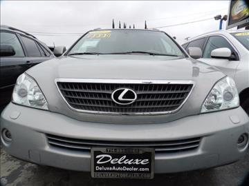 2007 Lexus RX 400h for sale in Midway City, CA
