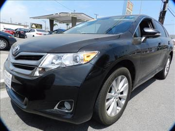 2015 Toyota Venza for sale in Midway City, CA