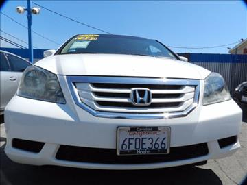 2008 Honda Odyssey for sale in Midway City, CA