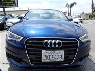 2015 Audi A3 for sale in Midway City, CA
