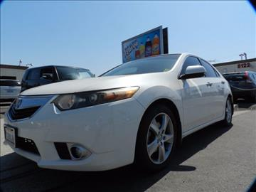 2011 Acura TSX for sale in Midway City, CA