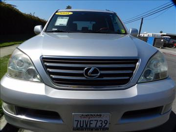 2008 Lexus GX 470 for sale in Midway City, CA