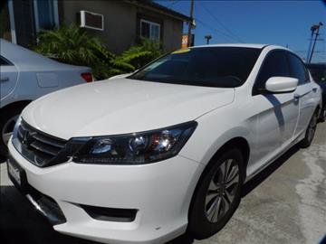 2014 Honda Accord for sale in Midway City, CA