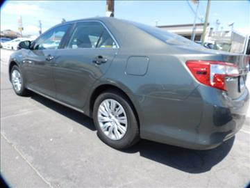 2012 Toyota Camry Hybrid for sale in Midway City, CA