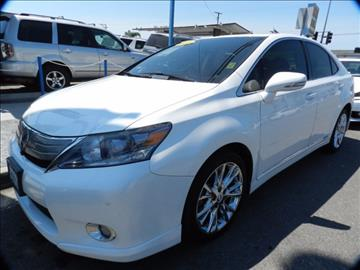 2010 Lexus HS 250h for sale in Midway City CA