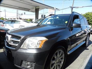 2010 Mercedes-Benz GLK for sale in Midway City, CA