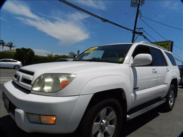 2004 Toyota 4Runner for sale in Midway City, CA